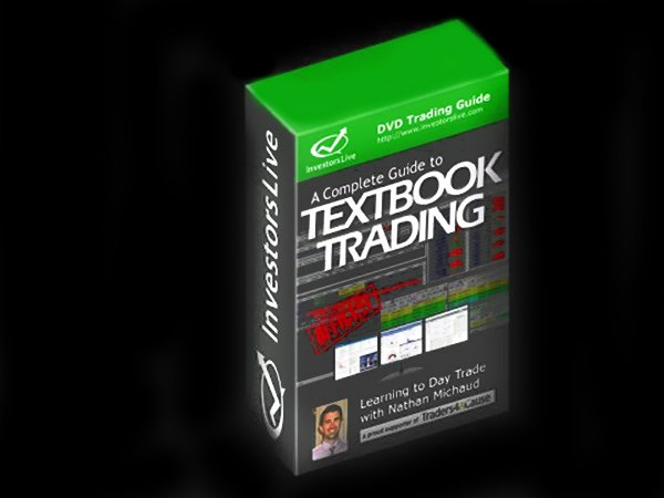 Nathan Michaud Textbook Trading DVD